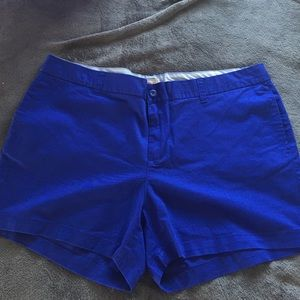 GAP Blue Chino Shorts SZ 18